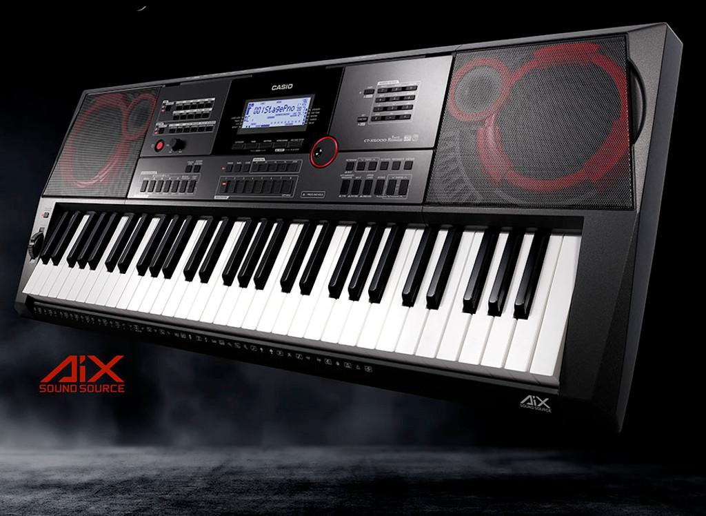 Casio CTX5000 61-Key Portable Keyboard