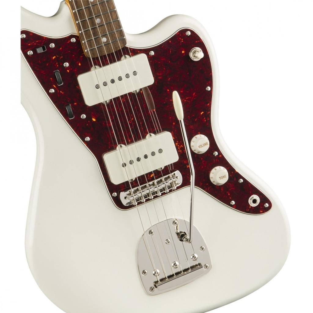 Squier Classic Vibe 60's Jazzmaster Vintage White