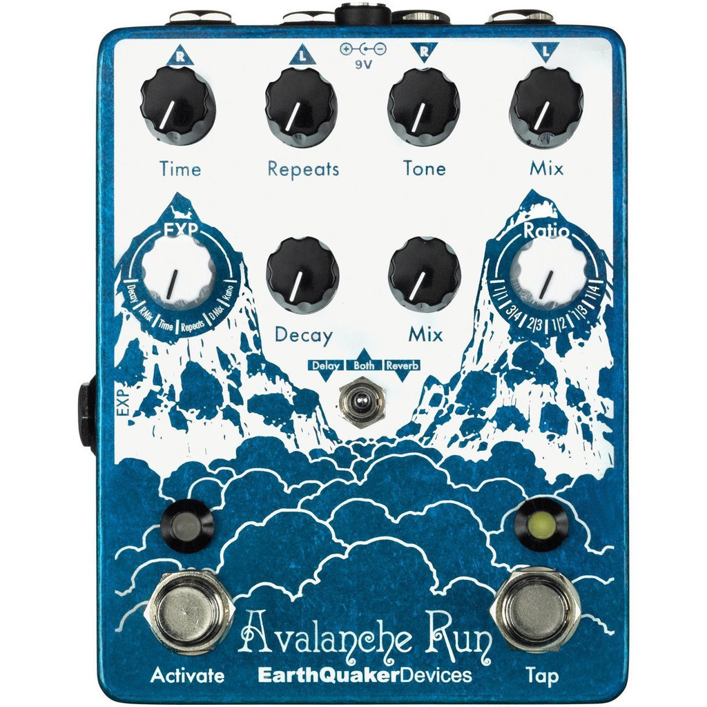 Avalanche Run V2
