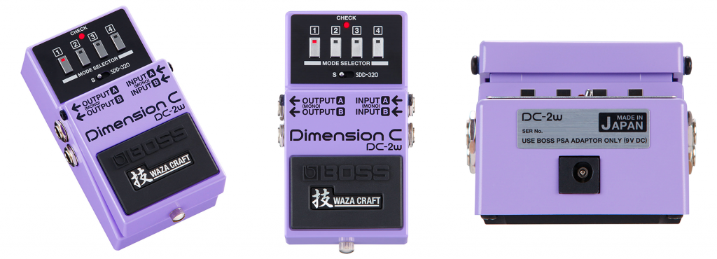 DC2W Dimension C - WAZA