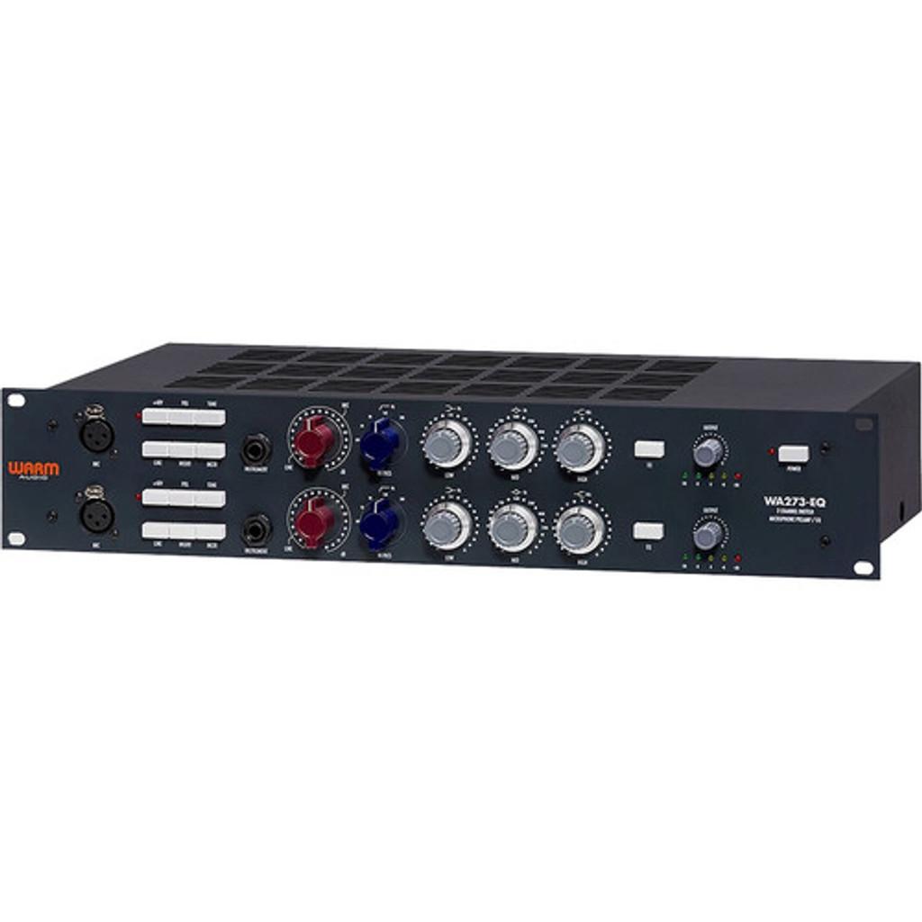 WA-273 EQ Dual Channel British Mic Pre with EQ