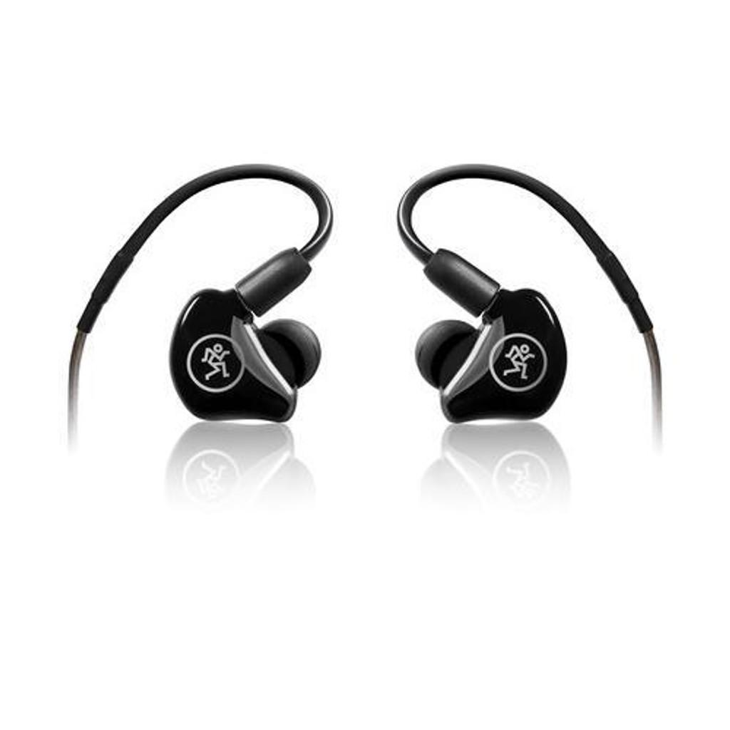 MACKIE MP120 Single Dynamic Driver Professional In-Ear Monitors