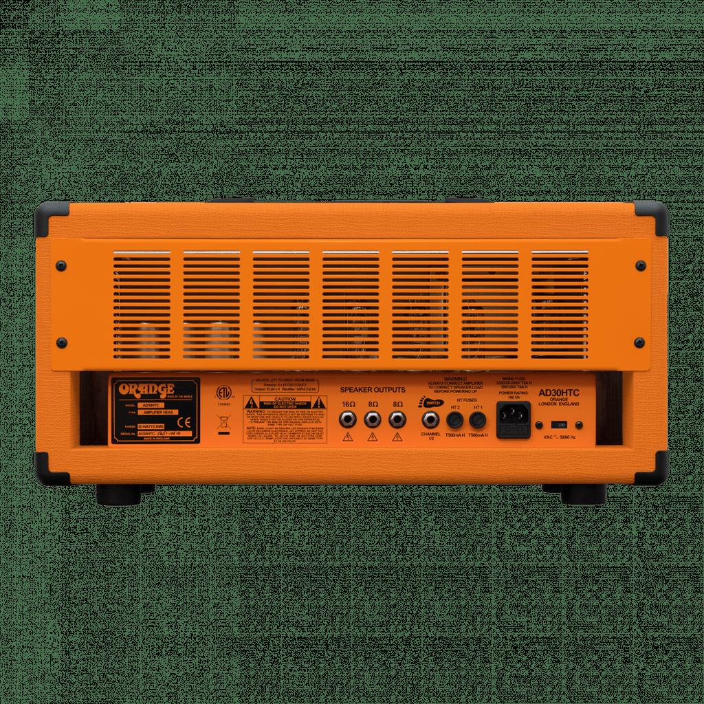 AD30HTC 30 Watt 2-Channel Tube Amp Head