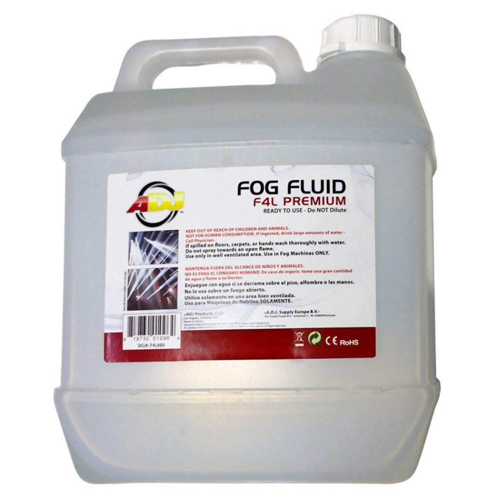 F4L PREMIUM New premium quality fog juice in 4 liter  container