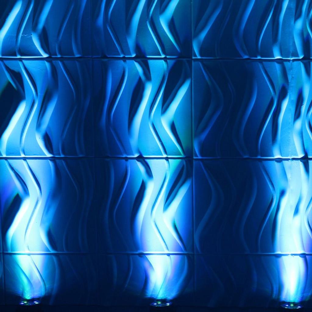 MINI PAR RGBW 12 X 1 Watt LED