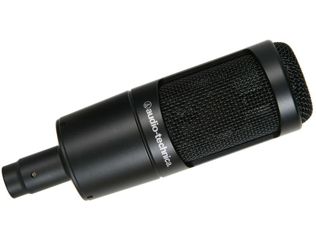 Audio Technica AT2035 Side-address cardioid condenser microphone