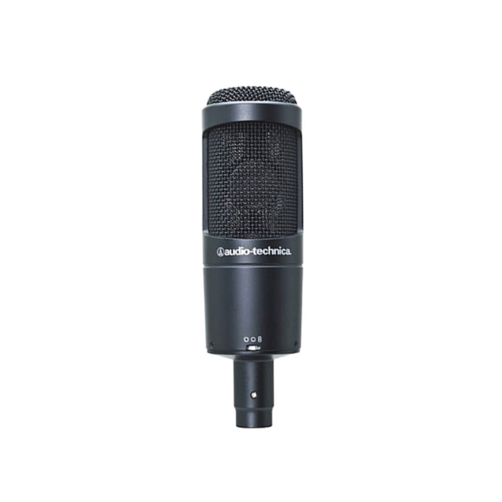 Audio Technica Side-address multi-pattern condenser microphone