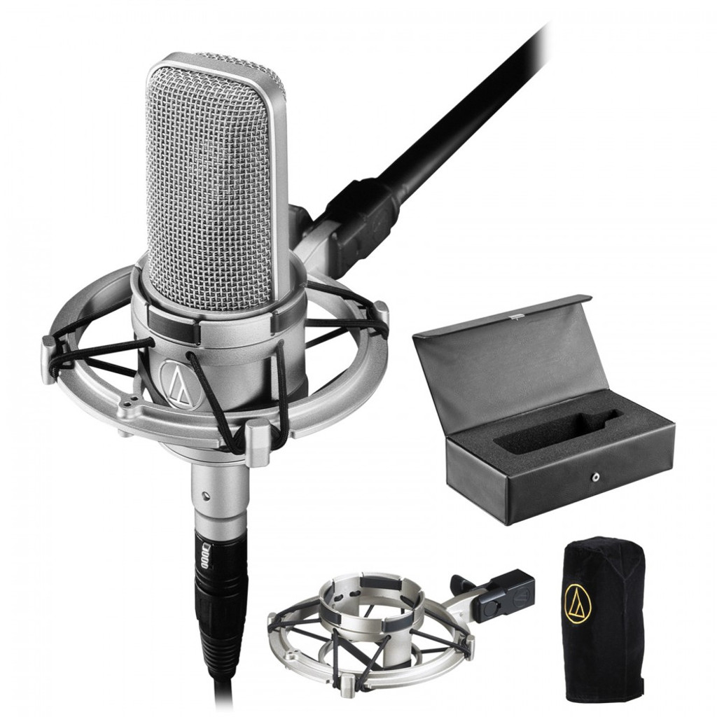 Audio Technica AT4047SV  Side-address cardioid condenser microphone