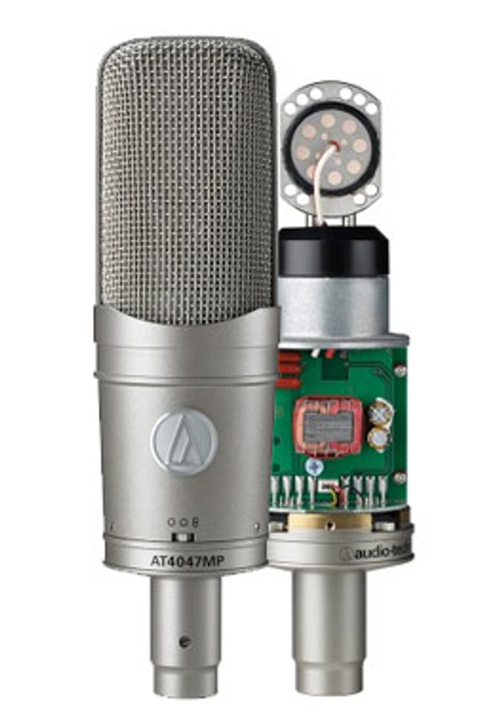 Audio Technica AT4047MP Side-address multi-pattern condenser microphone