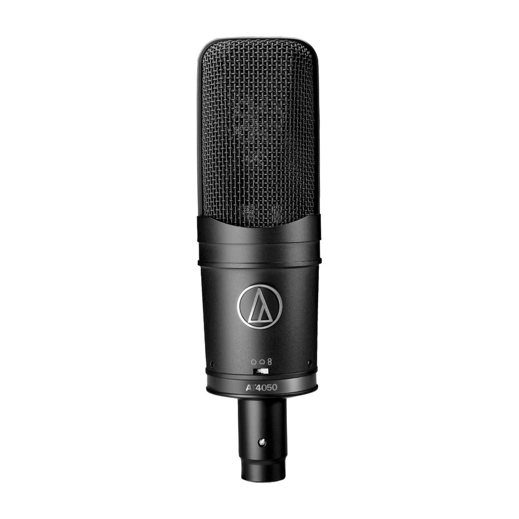 Audio Technica AT4050 Side-address multi-pattern condenser microphone