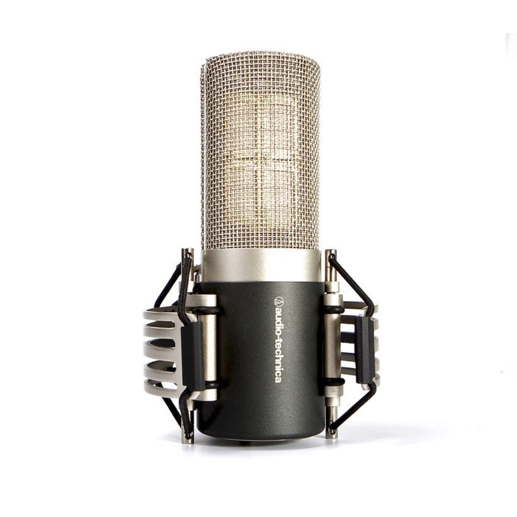 Audio Technica AT5040  Side-address studio cardioid condenservocal microphone