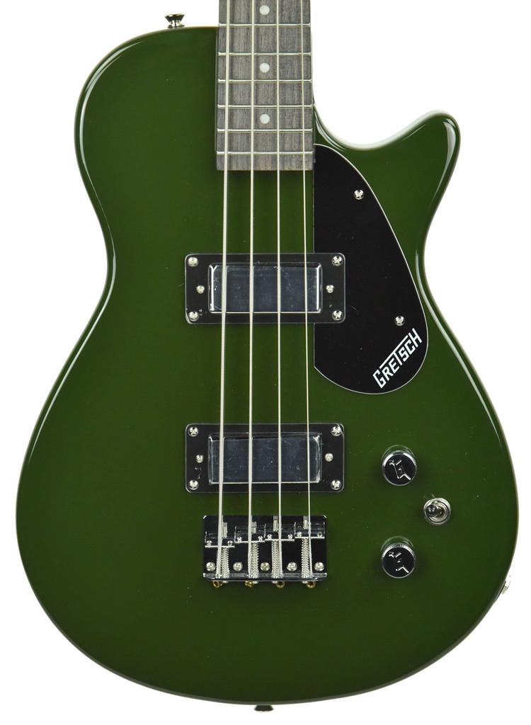 G2220 Short Scale Bass - Torino Green