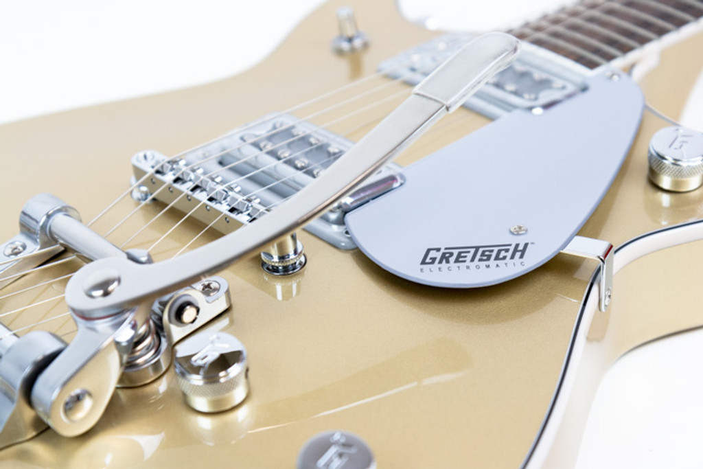 G5232T ELECTROMATIC® DOUBLE JET™ FT with BIGSBY®- Casino Gold