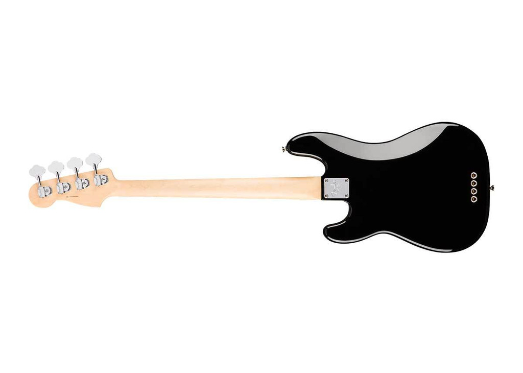 Fender American Pro Precision Bass- Black with Rosewood