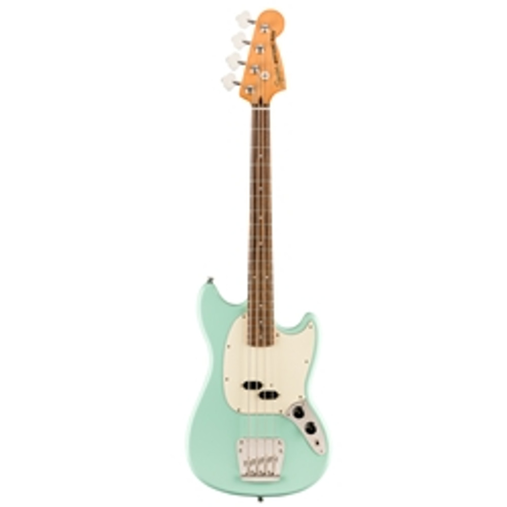Squire Classic Vibe 60's Mustang Bass (Surf Green)