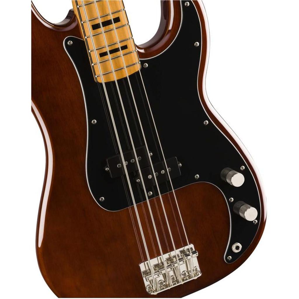 Squier Classic Vibe '70s Precision Bass - Walnut