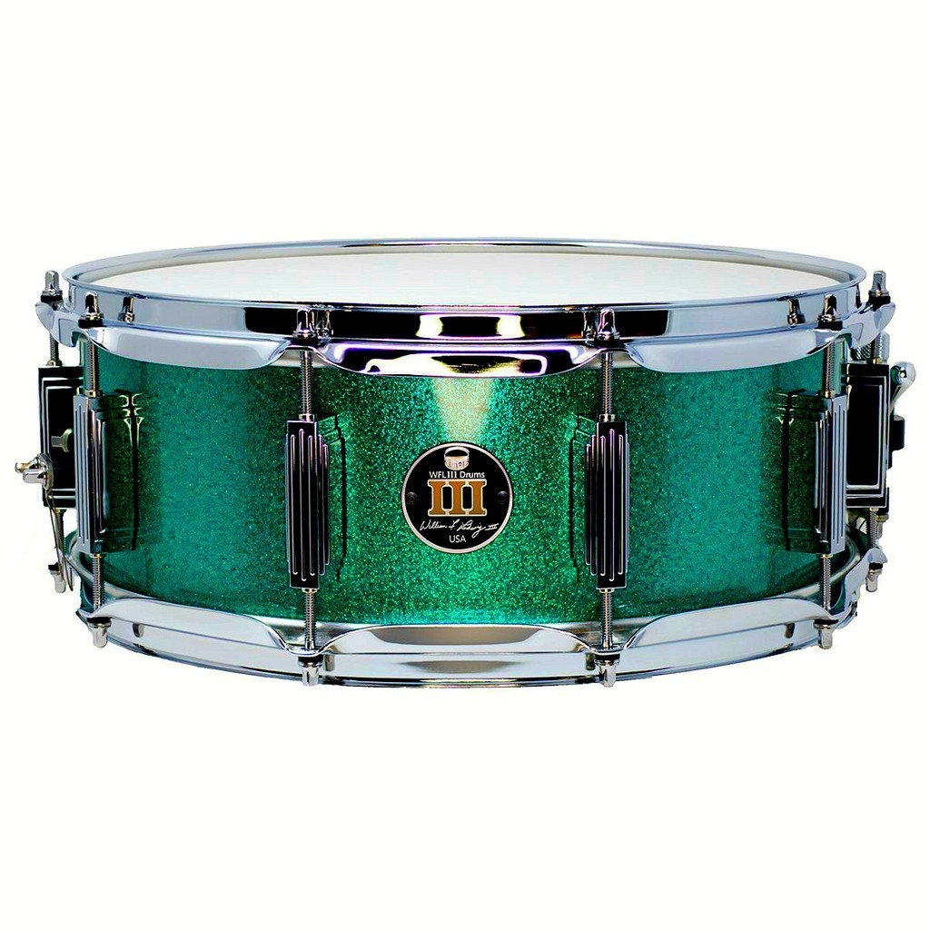 WFL III DRUMS - 5.5 x 14 Generations Maple Snare (28N5514A403PCT)
