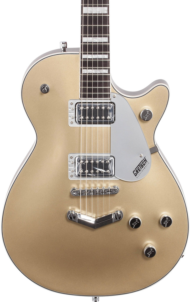 G5220 ELECTROMATIC® JET™ BT SINGLE-CUT with V-STOPTAIL - Casino Gold (2517110579)