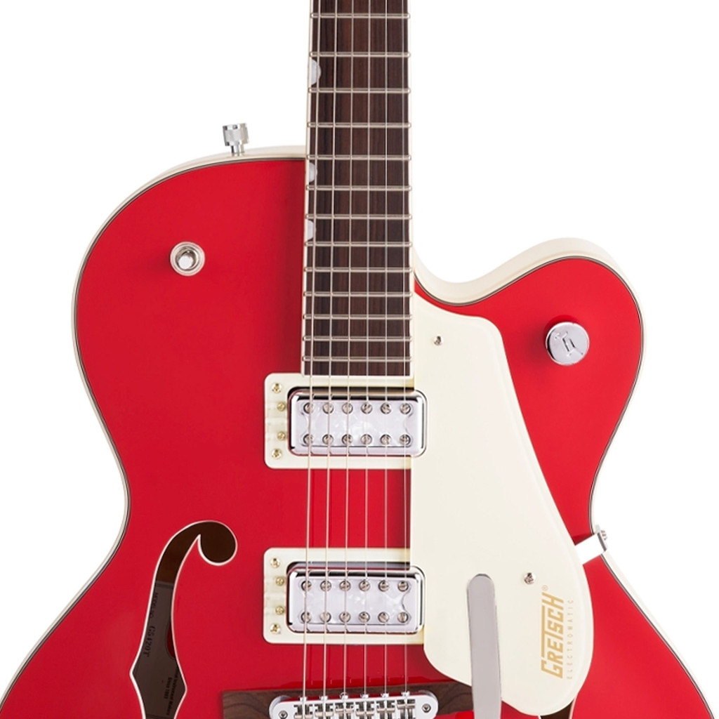"G5410T Limited Edition "" Two Tone"" Fiesta Red/ Vintage White"