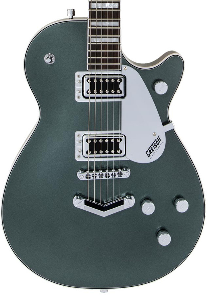 G5220 ELECTROMATIC® JET™ BT SINGLE-CUT WITH V-STOPTAIL - Jade Grey
