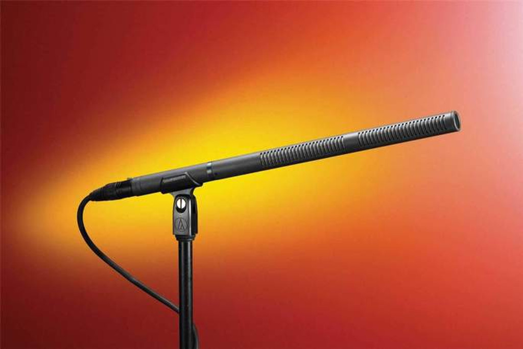 Audio Technica Shotgun Mic