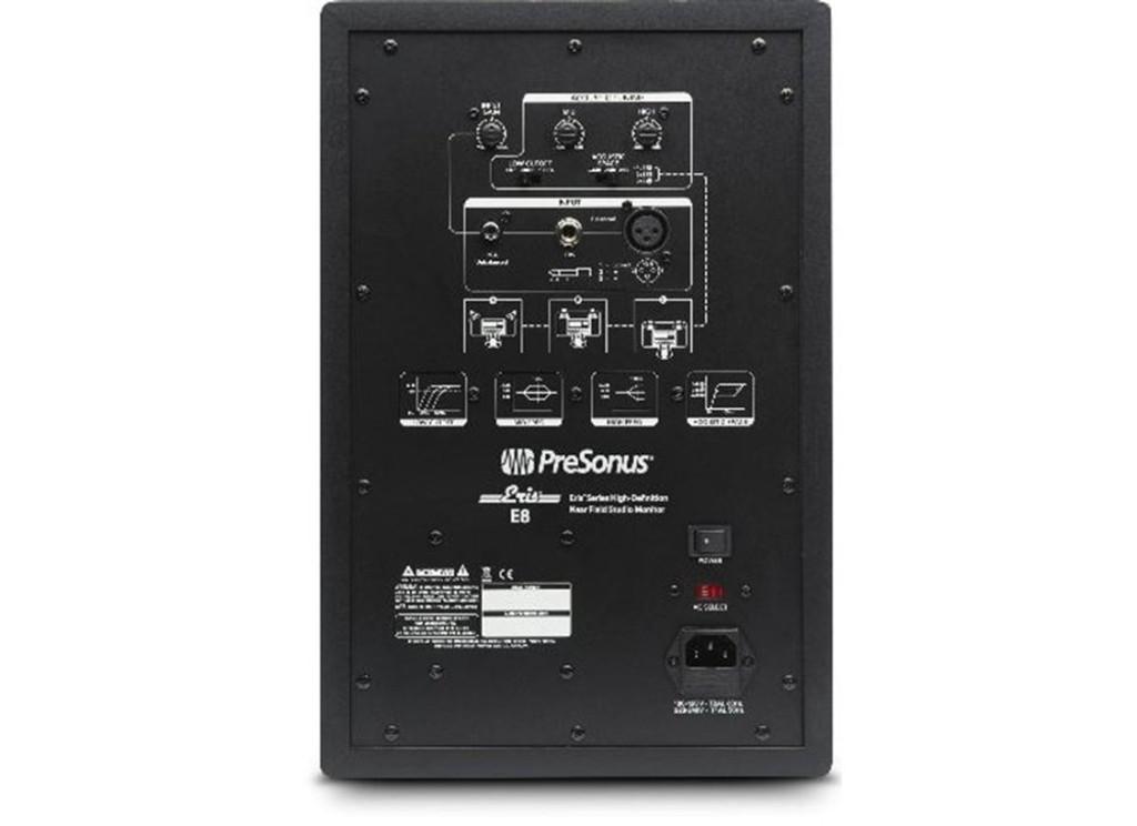 PRESONUS ERIS E8 2-way Active Studio Monitor