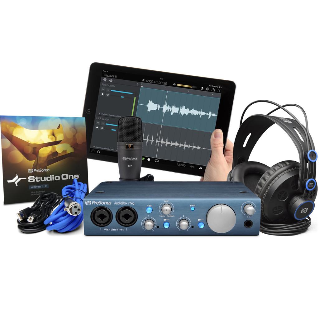 PRESONUS ABI2ST Audio Box iTwo Studio