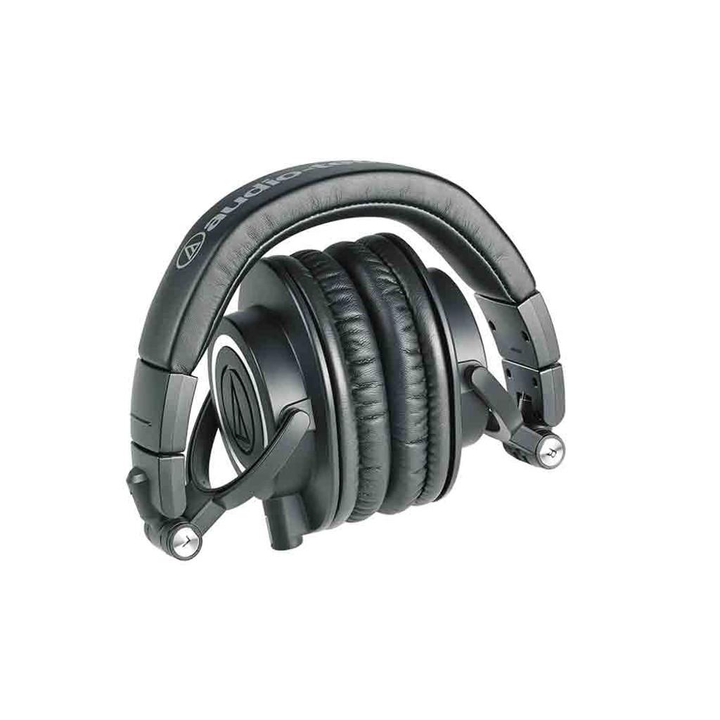 Audio-Technica ATHM50X Closed Back dynamic Monitor Headphones