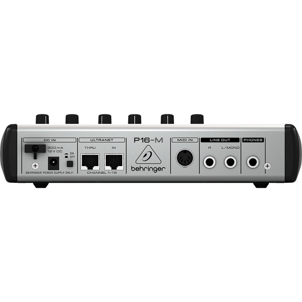 Behringer P16M Personal 16-Channel Digital Mixer