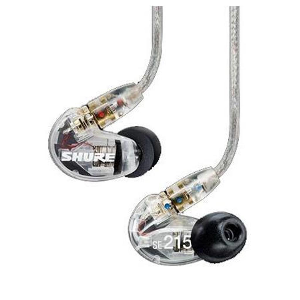 Shure SE215CL Sound Isolationing Earphones