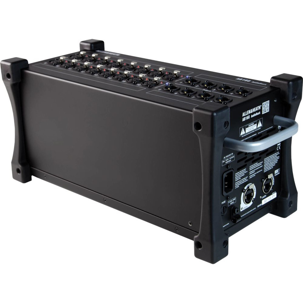 ALLEN & HEATH AB168 Allen - Heath16 x 8 Portable Audio Rack