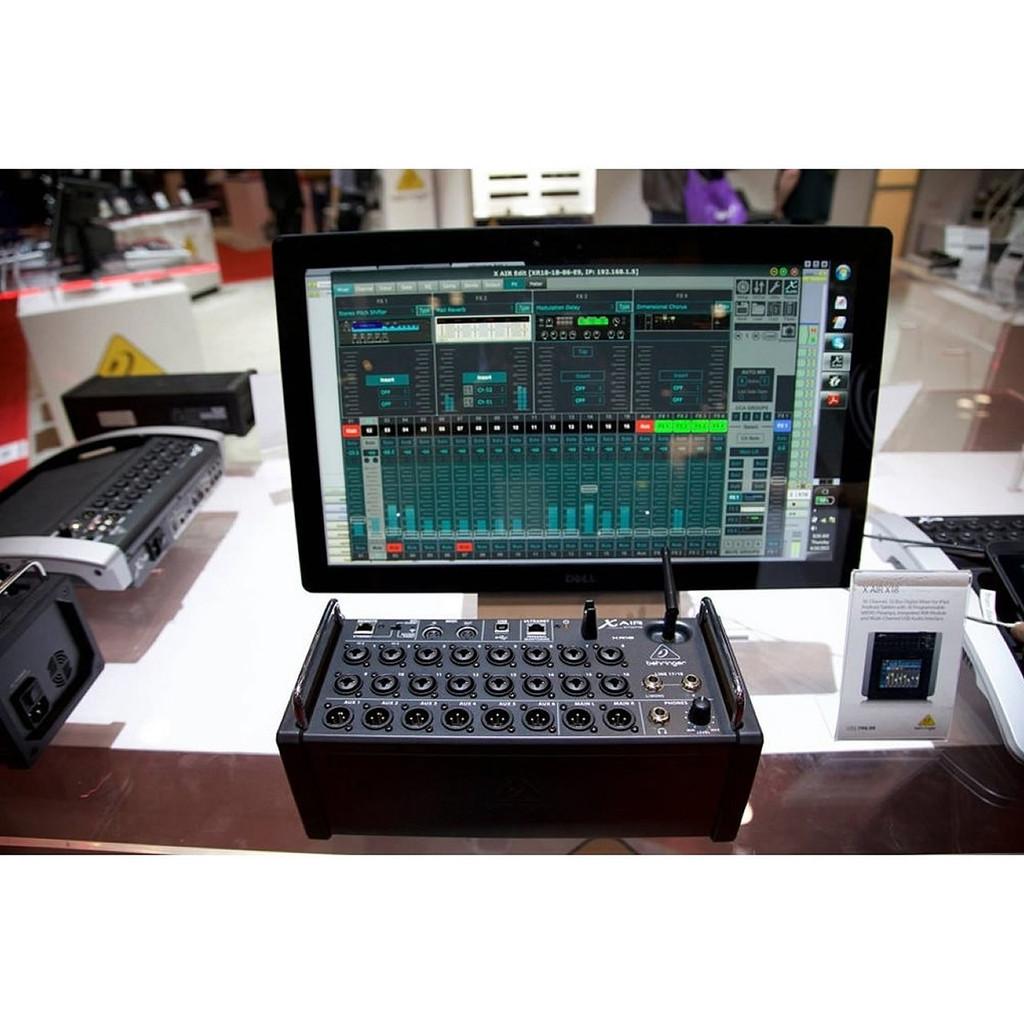 Behringer XR18 18-Channel, 12-Bus Digital Mixer for