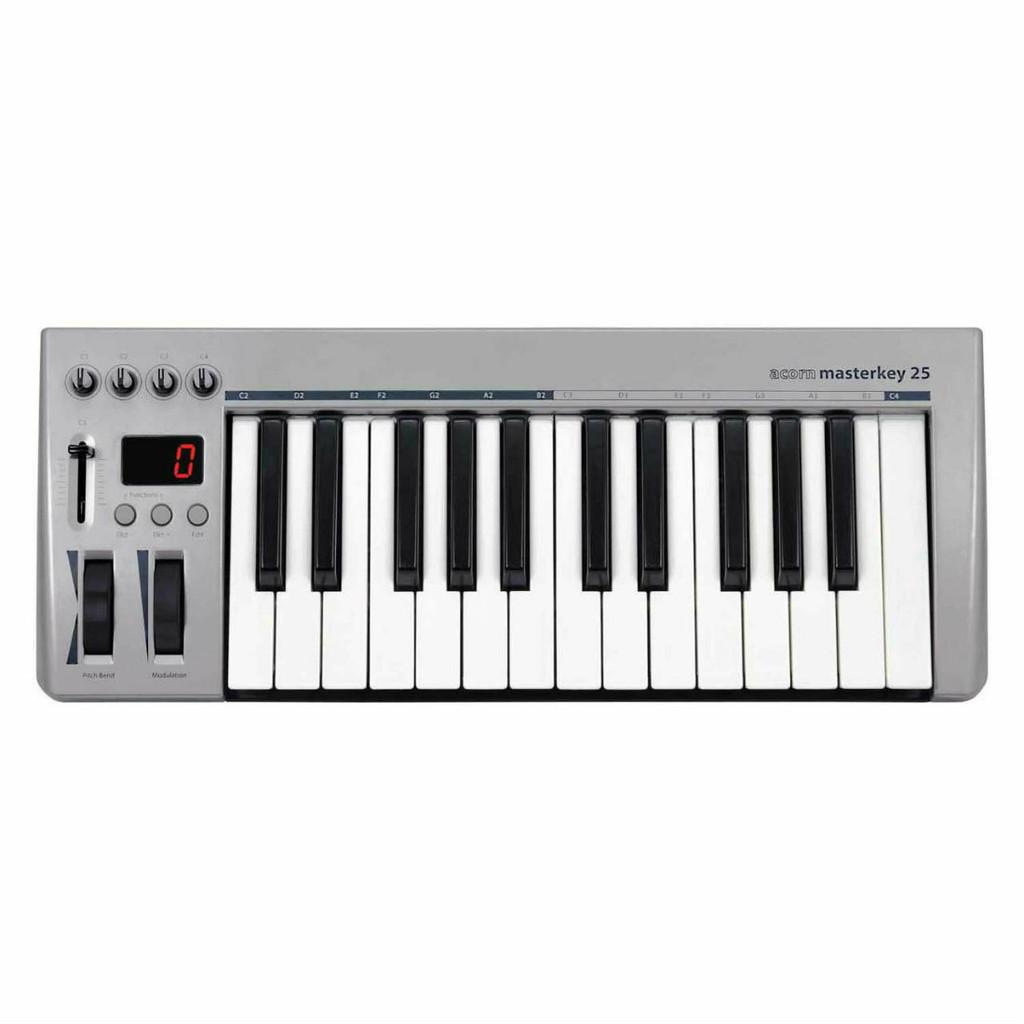 Acorn Master Key 25 keyboard controller
