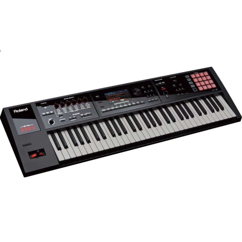 Roland FA06 Workstation