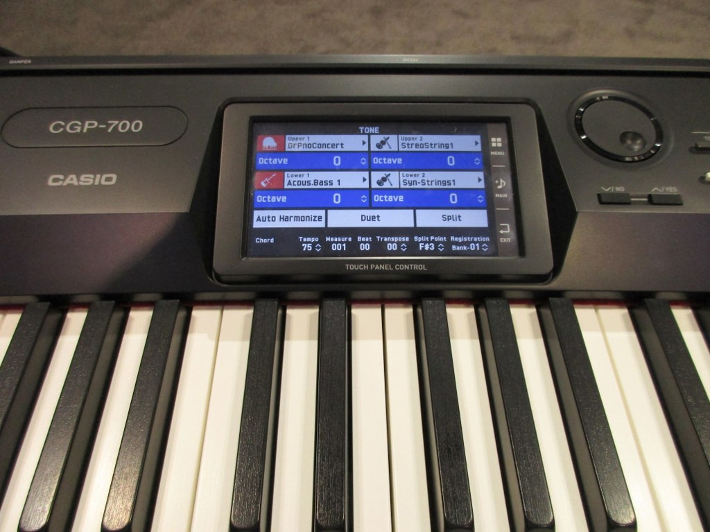 Casio CGP-700 Digital Piano