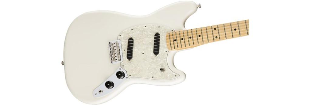 Fender Mustang Offset Front Facing