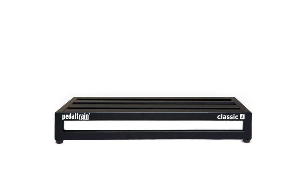 PEDALTRAIN PTCL2SC Classic 2 Pedal Board w/ Bag
