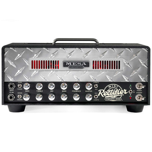 MESA BOOGIE 2MR25 Mini Rectifier Head front