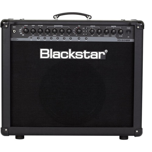 BLACKSTAR ID60 60w Programmable 1x12 Combo with Effects (ID60)