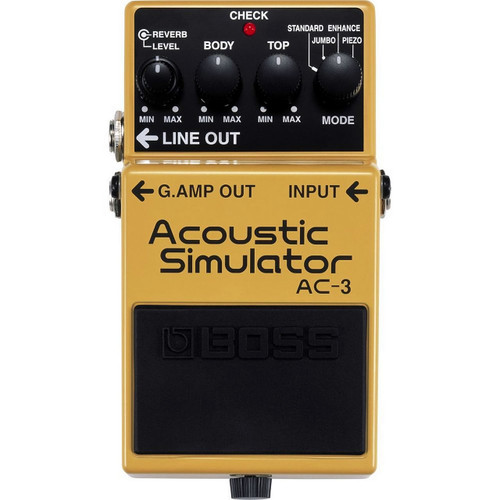 Boss AC3 Acoustic Simulator (AC3)