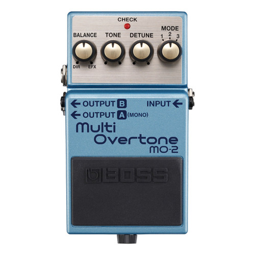 Boss MO2 Multi-Overtone  Top Facing