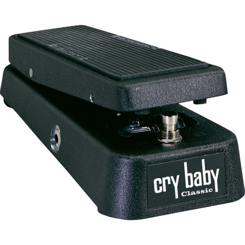 DUNLOP GCB95F Crybaby Classic Fasel Inductor Wah Pedal