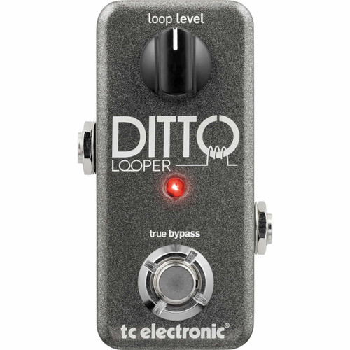 TC ELECTRONICS Ditto Looper - Overhead