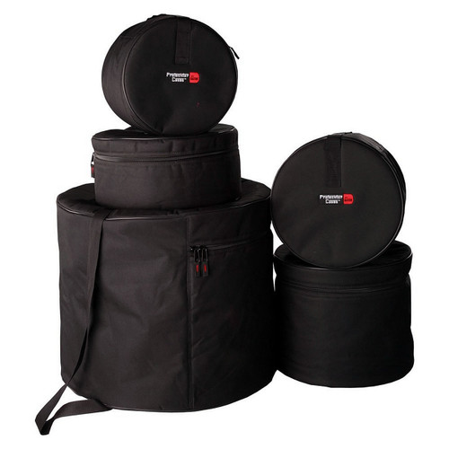 Gator Cases GPSTD100 5pc padded Drum bags