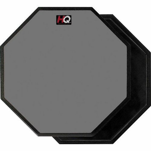 """HQ RF6D 6"""" Double sided gum and neoprene Practice Pad"""