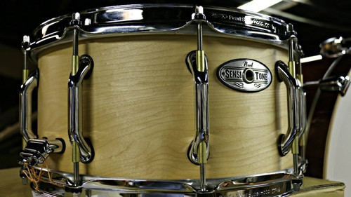 "PEARL STA1465MM 14"" x 6.5"" Premium Maple Sensitone Snare"
