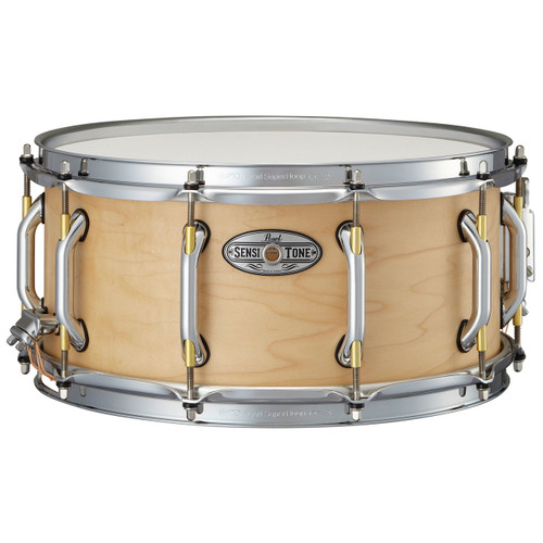 "PEARL  14"" x 6.5"" Premium Maple Sensitone Snare"