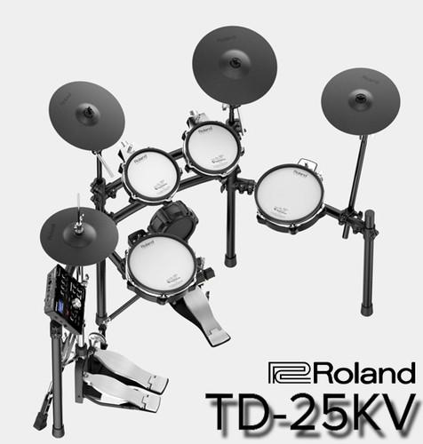 Roland TD25KV V-Drums Set