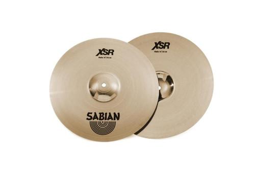 """SABIAN XSR1402B 14"""" XSR Hi Hats"""