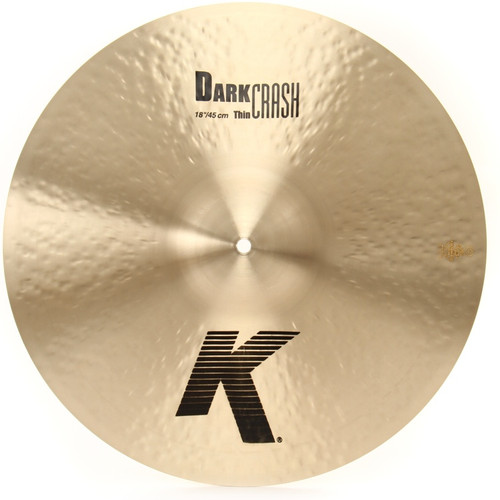 ZILDJIAN K DARK THIN CRASH